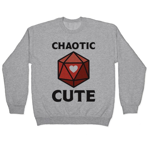 Chaotic Cute Pullover