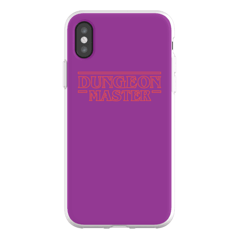 Dungeon Master Phone Flexi-Case