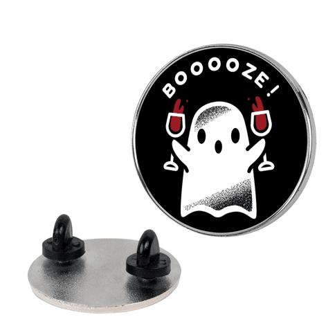 Booooze pin