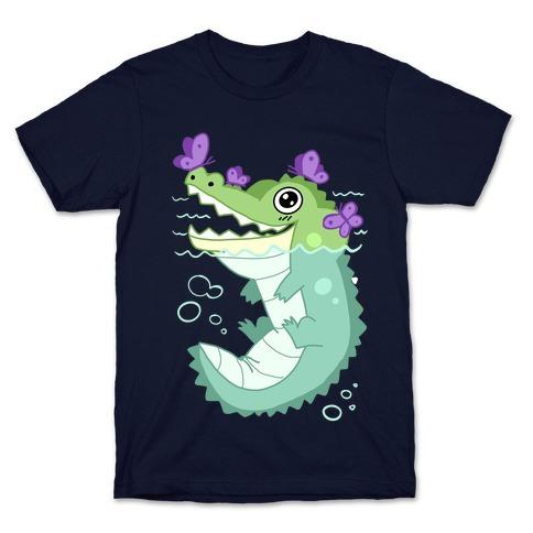Butterfly Gator T-Shirt