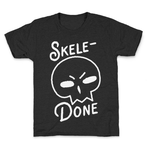 Skele-Done Kids T-Shirt