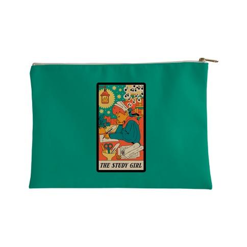 The Study Girl Tarot Card Accessory Bag