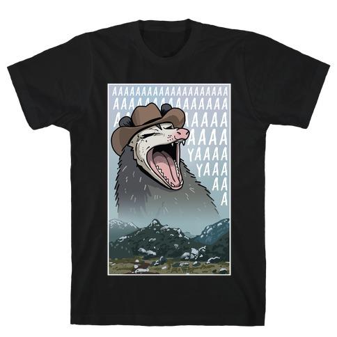 Big Enough Possum T-Shirt