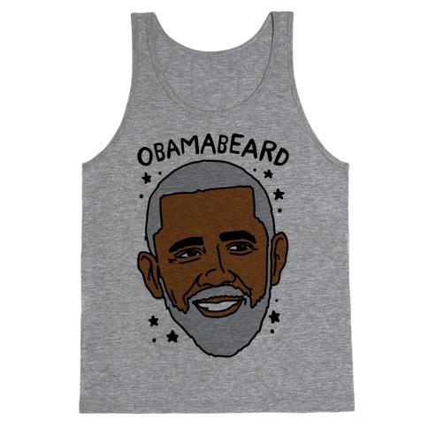 Obamabeard Tank Top
