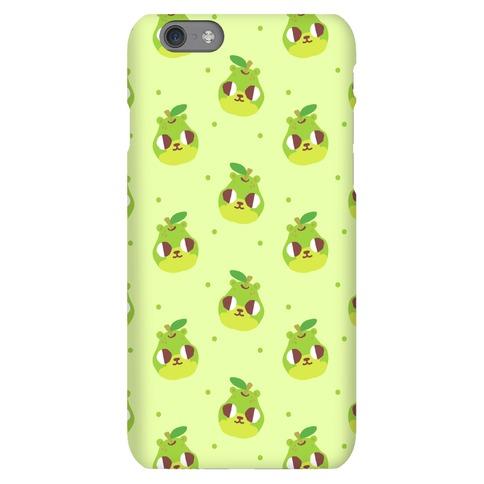 Pear Bear Phone Case