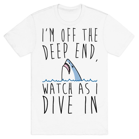 The Shallow Shark Parody T-Shirt