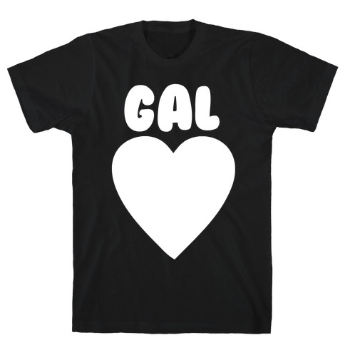 Gal Pals Pair 1 Mens T-Shirt