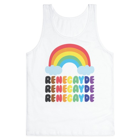 Renegayde Parody Tank Top