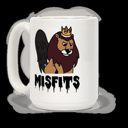 Misfits Moonracer Coffee Mug