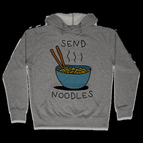 Send Noodles Hooded Sweatshirt