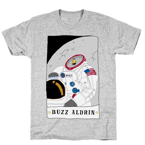 Buzz Aldrin Bee T-Shirt