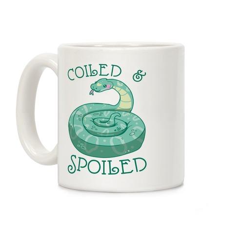 Coiled & Spoiled Coffee Mug