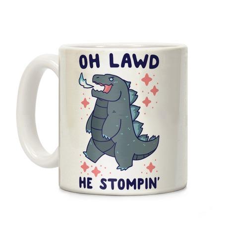 Oh Lawd, He Stompin' Coffee Mug