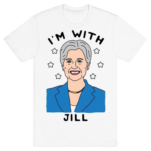 I'm With Jill T-Shirt