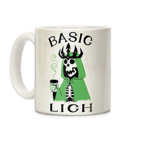 Basic Lich Coffee Mug