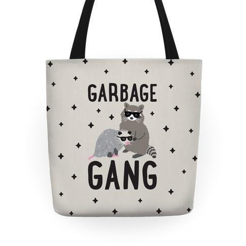 Garbage Gang Tote