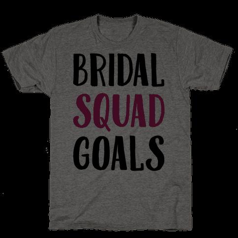 Bridal Squad Goals