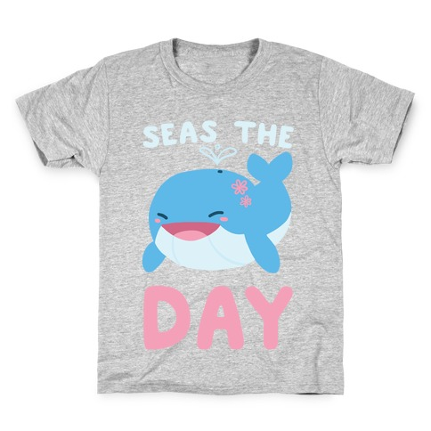 Seas the Day Kids T-Shirt