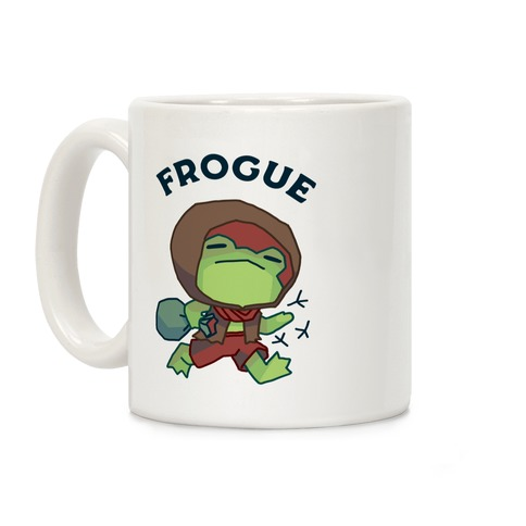 Frogue Coffee Mug
