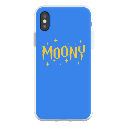 Moony Best Friends 1 Phone Flexi-Case