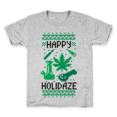 Happy Holidaze Kids T-Shirt