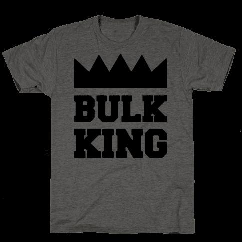 Bulk King Mens/Unisex T-Shirt
