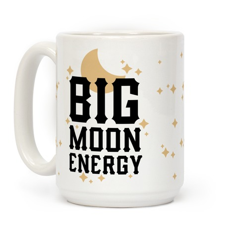Big Moon Energy Coffee Mug