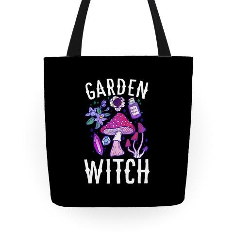 Garden Witch Tote