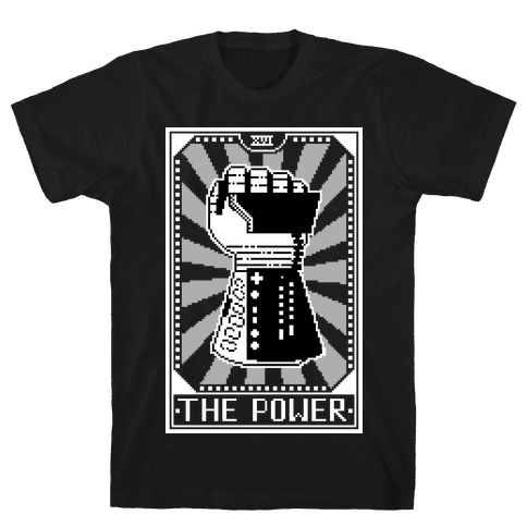 The Power Card Mens/Unisex T-Shirt