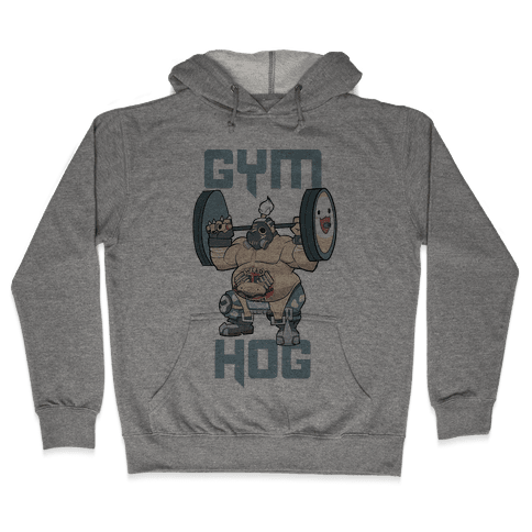 Gym Hog Hooded Sweatshirt