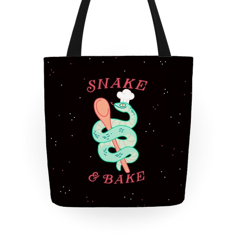 Snake and Bake Tote