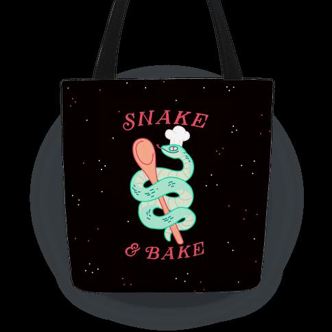 Snake and Bake Tote