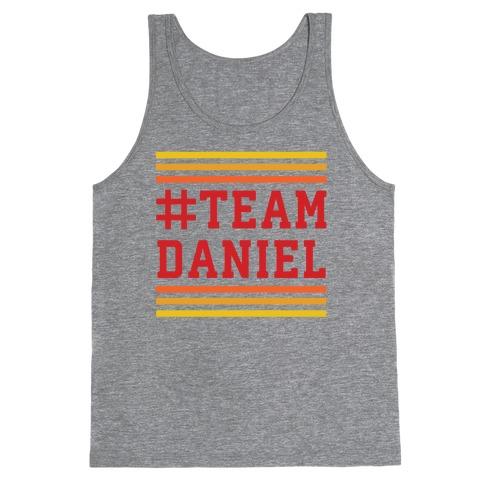 Team Daniel Tank Top