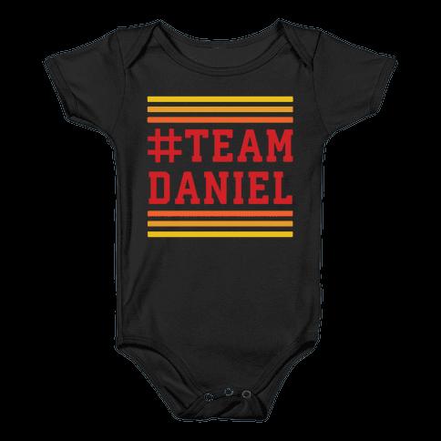 Team Daniel Baby Onesy