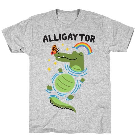 Alligaytor (Gay Alligator) T-Shirt