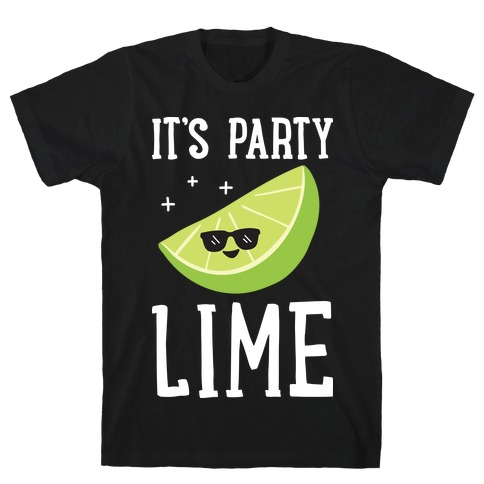 It's Party Lime T-Shirt