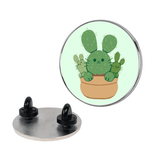 Bunny Ear Cactus Pin