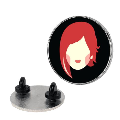 Lilith Minimal Portrait Pandora Citizens Pin