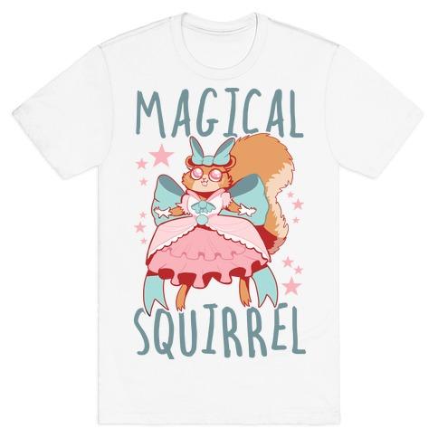Magical Squirrel T-Shirt
