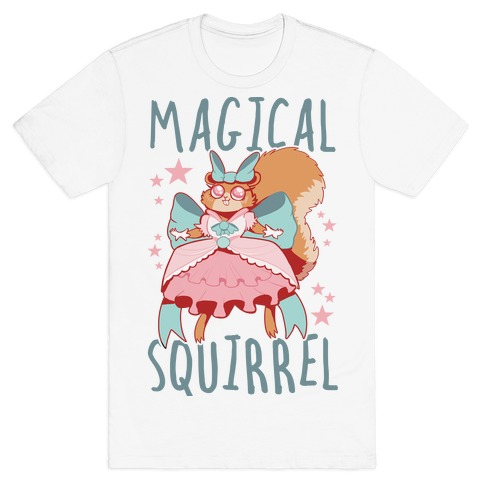 Magical Squirrel T-Shirt