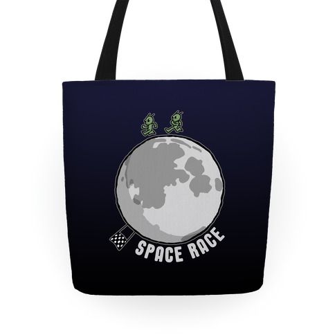 Space Race Tote