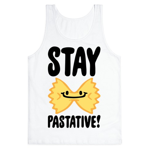 Stay Pastative Tank Top