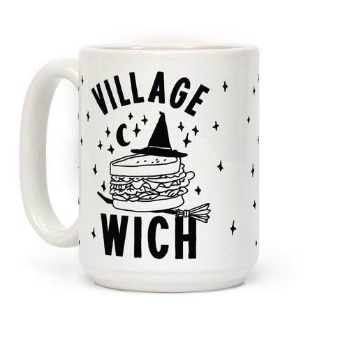 Village Wich (Sandwich) Coffee Mug