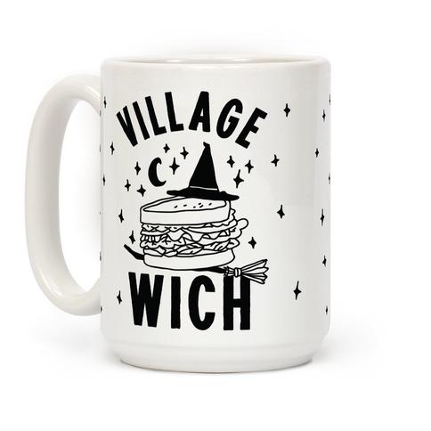 Village Wich Coffee Mug