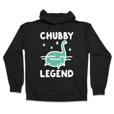Chubby Legend Nessie Hooded Sweatshirt