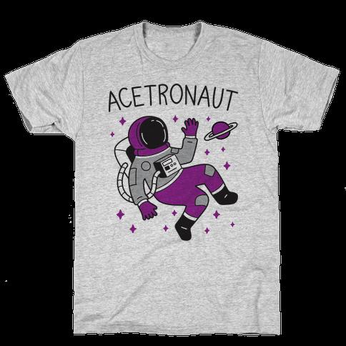 Acetronaut Mens T-Shirt