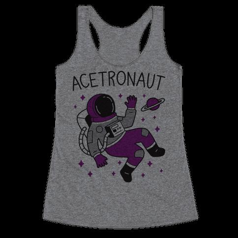 Acetronaut Racerback Tank Top