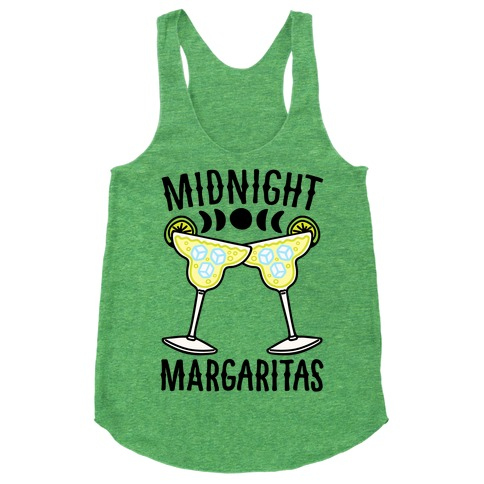 Midnight Margaritas Racerback Tank Top