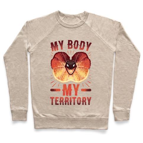MY Body, MY Territory Pullover