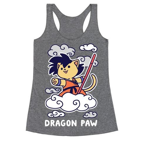 Dragon Paw - Goku Racerback Tank Top